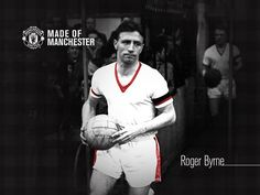"""One of the secrets of United's success is that nearly all of us grew up as boy footballers, the Manchester United way is the only way we know""  - Roger Byrne♥"