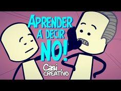 Aprender a decir NO | Casi Creativo - YouTube >> subjuntivo
