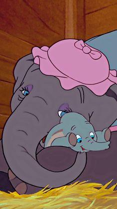 Jumbo & Dumbo - Everything Disney - Disney Pixar, Disney Frozen, Disney Cartoon Characters, Disney Nerd, Arte Disney, Disney Animation, Disney Cartoons, Disney Love, Disney Magic