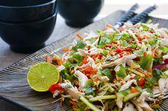 Vietnamese Chicken Noodles Recipe