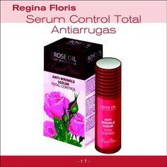 Regina Floris efecto botox 40 ml PVP: € Rose Oil, Pvp, Anti Wrinkle, Shot Glass, Serum, Beauty, Natural Cosmetics, Pharmacy, Moisturizer