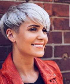 2018 Short Hair Ideas. Many people might say that with short hair comes boring hairstyles, but as always there's more than meets the eye! Short hair can be so much fun with options to …