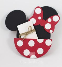 Minnie Mouse Invitation Mickey Birthday