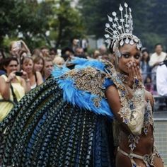 Soak up the Carnival fever in London this summer! Notting Hill Carnival: Find out more about places to visit in London here: http://www.citiestalking.com/