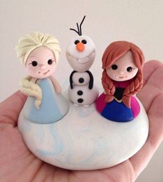 modelaje en porcelana fria