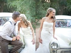 Bride & Groom | Couple Portraits | Vintage | Charlene & Marco | Die Akker Wedding Couple Portraits, Couple Shoot, Bride Groom, Bloom, Wedding Photography, Couples, Wedding Dresses, Vintage, Fashion