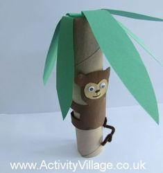 Toilet Roll Monkey 2 More beautiful cutest funny wild basteln lustig zeichnen Rainforest Preschool, Rainforest Crafts, Rainforest Project, Preschool Jungle, Rainforest Theme, Rainforest Animals, Rainforest Classroom, Jungle Animals, Safari Crafts