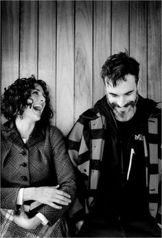 """Daniel Day Lewis on his wife Rebecca Miller: """"My wife is amazingly tolerant. I knew that from the word go. She just believes, like I do, that if you are attempting anything of a creative nature, no rules apply."""""""