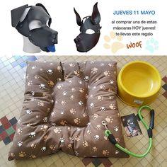 """HOY jueves 11 tenemos un regalo al comprar una de estas 2 máscaras: """"Blacky Pup Mask"""" o """"Mister B Floppy Dog Hood"""" de la Categoría """"Animal Role Play"""" #gayfetish #dogtraining #plug #analplug #pup #puppy #puppplay #puppyplay #gaypup #gay #gaypuppy #gayspain #gayvalencia #gaymadrid #gaybarcelona #instagay #sexshopgay #oferta #regalo"""
