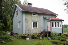 Vihreä talo
