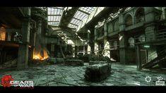 ArtStation - Gears of War: Ultimate Edition, Ben Wilson