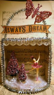 Always Dream ~ is just so perfect. I special ordered her from Dale at Sea Dream Studio