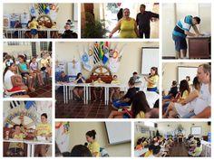 SOCIAIS CULTURAIS E ETC.  BOANERGES GONÇALVES: Reunião Ordinária do RotaKids de Indaiatuba