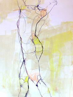 Human Figure Drawing, Life Drawing, Figure Painting, Painting & Drawing, Drawing Techniques, Drawing Tutorials, Drawing Tips, Art Graphique, Figurative Art
