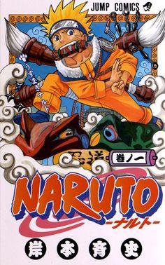 Naruto (ナルト) 第01-72巻(完)
