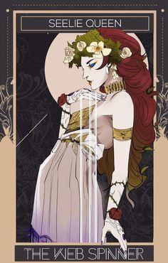 The Seelie Queen by Aegisdea