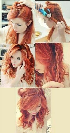 DIY Beauty Tutorials: My Top 15 Spring/Summer/Boho Hairstyles for Medium-Long Hair