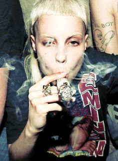 Yolandi Visser fightfightfight