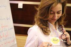 Letitia Lucescu, Senior partner #Conference #EvolutivConsultants