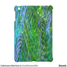 Iridescence iPad Case #iPadcase