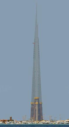 JEDDAH | Jeddah Tower | 1000m+ | 3281ft+ | 167 fl | U/C - Page 879 - SkyscraperCity