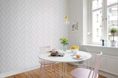 Hey,+look+at+this+wallpaper+from+Rebel+Walls,+Fishbone+Tiles!+#rebelwalls+#wallpaper+#wallmurals