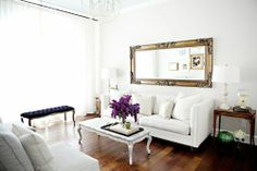Shabby Chic Design Tips with Jillian HarrisThe LUXE Life   1/. Let crisp whites and creams dominate the space – on the walls or in cabinetry and big pieces of furniture. 2/ Include comfortable pieces of furniture with upholstery. 3/ A cabriole leg somewhere is a must! 4/ Don't forget that up-cycling, reclaiming, and re-purposing are all integral part of this look!