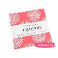 Canyon Charm Pack Reservation<BR>Kate Spain for Moda Fabrics