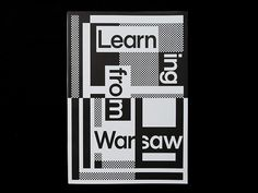 Learning from Warsaw Publikation