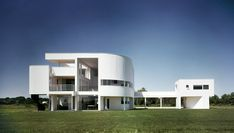 Saltzman House – Richard Meier & Partners Architects