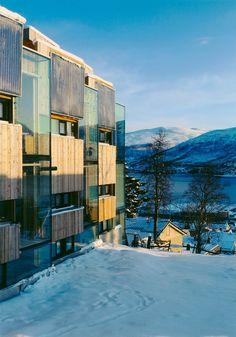 Passiv Housing Tromsø, Steinsvik