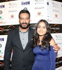 Bollywood Actor Ajay Devgn has been spending quality time with his daughter Nysa, and even took her to London with him, where he was scheduled to att.
