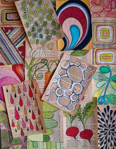 Art Journaling Prompts | Ideas for future Art Journaling