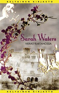 Sarah Waters, Vieras kartanossa, Lukuhaasteen kohta 45, kirja joka pelottaa sinua Viera, Books, Movies, Movie Posters, Livros, 2016 Movies, Libros, Film Poster, Films