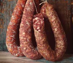Salsiccia Sarda - Dry Traditional Sardinian Salami