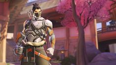 Here are Overwatch's Anniversary skins - Polygonclockmenumore-arrowpoly-lt-wire-logo : Check out Beekeeper Mei, Sentai Genji and more