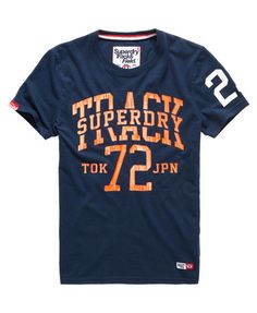 Superdry Camiseta Trackster