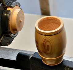 Woodturning Barrel and jam chuck
