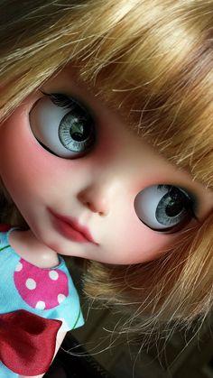 Maci  OOAK Custom Blythe Doll  Customised by A Dorky by ADorkyEmu