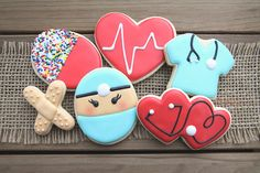 Nurse Thank You Gift by GuiltyConfections on Etsy