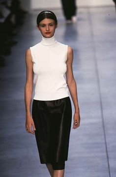 BCBG Max Azria - Ready-to-Wear - Runway Collection - WomenSpring / Summer 1998
