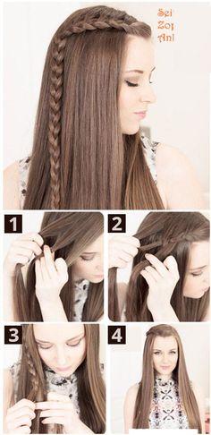 All Time Best Hair Tutorials for Thin Hair - trendstutor