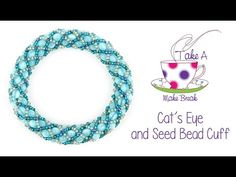 Cat's Eye Cuff Tutorial | Take a Make Break with Sarah Millsop - YouTube