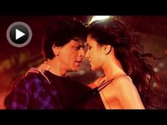 Ishq Shava - Song - Jab Tak Hai Jaan  Shah Rukh Khan & Katrina Kaif.   Not loving them as a pair ...they look odd together. Too bad Deepika Padukone isn't in this one opposite SRK. Lucky Katrina thanks to Salman mostly thou ...for her success and recognition.