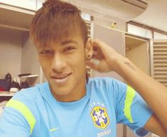 i think I just died. Neymar Jr, James Rodriguez, Good Soccer Players, Football Players, Inspirational Soccer Quotes, Neymar Brazil, Best Player, Fc Barcelona, Funny Moments