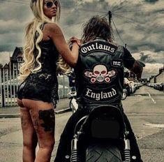 Biker Clubs Motorcycle
