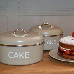 mcdougall 39 s vintage cake tin set of 3 from lakeland. Black Bedroom Furniture Sets. Home Design Ideas