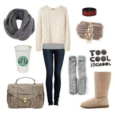 30 Amazing Outfit Ideas for Winter 2015 - 2016 - Pretty Designs