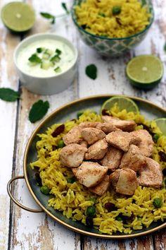 Poulet tandoori - Amandine Cooking