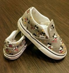 140a2c7bb3a vans toddler mickey mouse canvas slip on shoes from  20.0 Mickey Mouse  Birthday Party Ideas